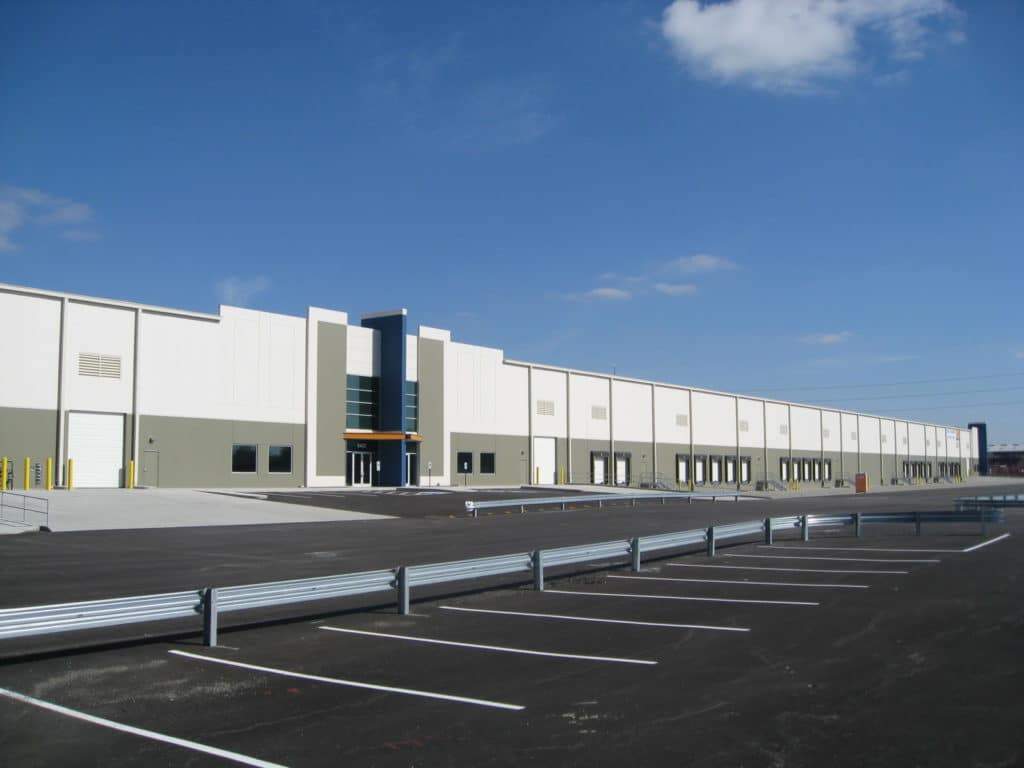 North Broadway Distribution Center Exterior